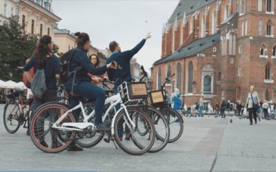 Krakow Tour on e-bike